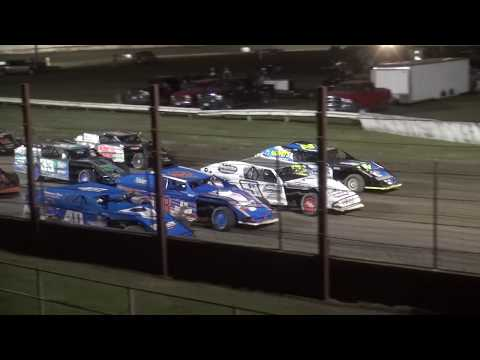 21st Annual Liberty 100 IMCA Modified feature West Liberty Raceway 9/23/17