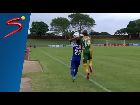 Silliest red card of the season - Golden Arrows vs SuperSport United