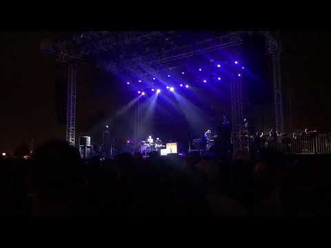 Death Cab For Cutie playing Cath at The High and Low Festival