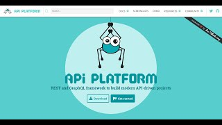 Miniature catégorie - API Platform - Symfony 5 : Refacto Authentification JWT