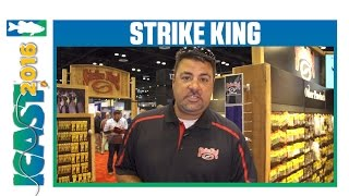 192e59fcc6 ICAST 2016 New Strike King Sunglasses with Mark Zona