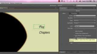 Tutorial: Buttons for Encore in Photoshop (The Right Way) - Part 1