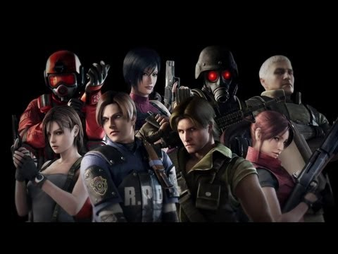 Character Trailer - Resident Evil: Operation Raccoon City