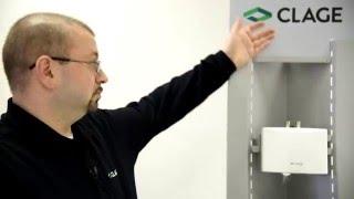 Водонагреватель проточный электрический CLAGE  серия MBH(, 2016-04-29T12:19:08.000Z)