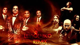 Richard Cheese vs. Disturbed - Down With The Sickness (Levi & Niko Remix)