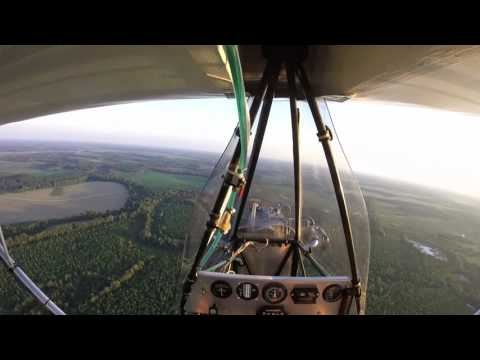 What it's like to fly a Legal Eagle