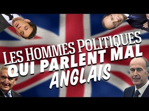 Top 5 des hommes politiques qui parlent mal anglais