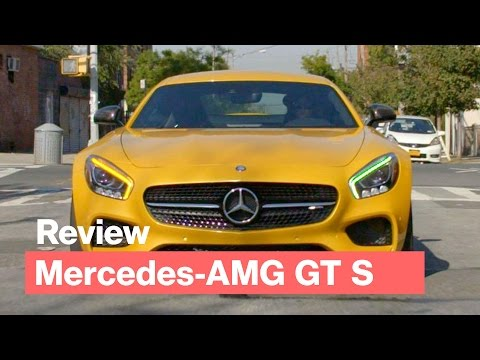 Mercedes-AMG GT S Review: $130,000 Bad-Boy Rock Star
