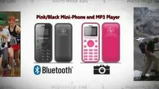 The People's Phone - World's Smallest Cellphone & MP3 Player