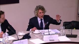 Hoogleraren kraken afschaffing referendum! Hoorzitting Tweede Kamer 13 feb 2018