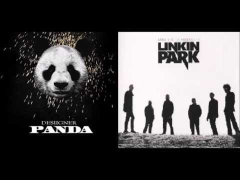 Panda/Bleed it out mashup