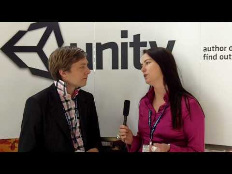 Autodesk Talks 3D For Casual Games With David Helgason, CEO Of Unity 3D