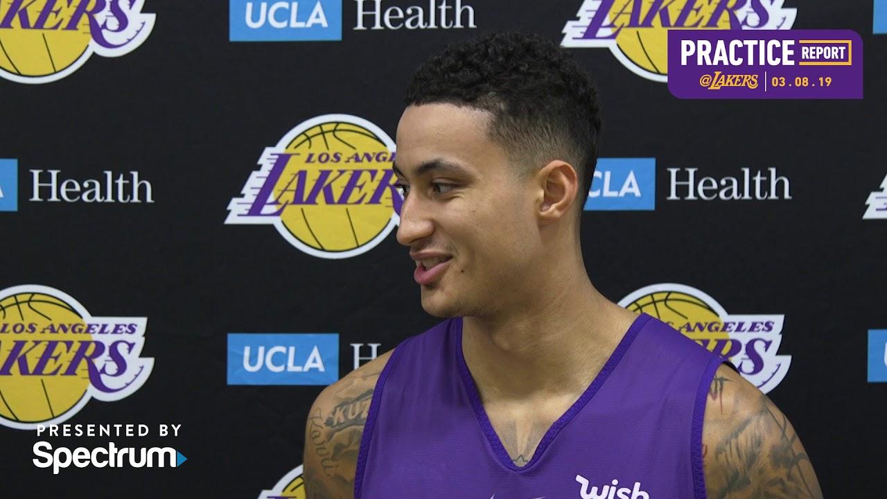 Lakers News: Kyle Kuzma has increased workout intensity