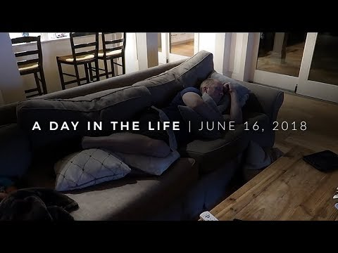 A Day in the Life of The Obsessed:  E1 - 06 | 16 | 2018