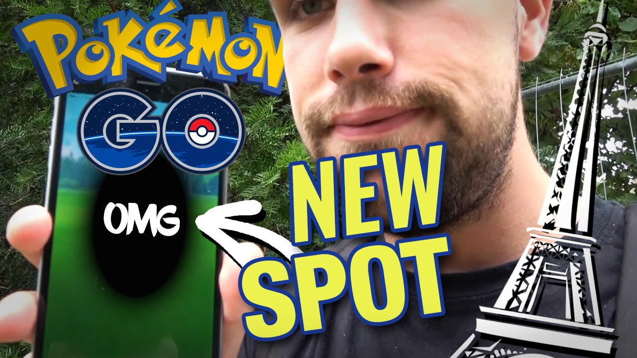 le nouveau meilleur spot de paris vlog pokemon go 11 youtube. Black Bedroom Furniture Sets. Home Design Ideas