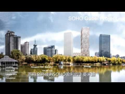 SOHO China 2013 Interim Results - CEO Zhang Xin presents