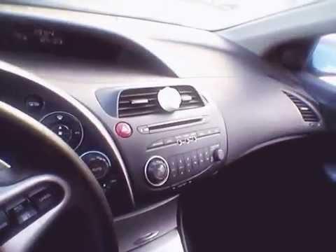 Не складываются зеркала на Civic 5d? Есть решение!