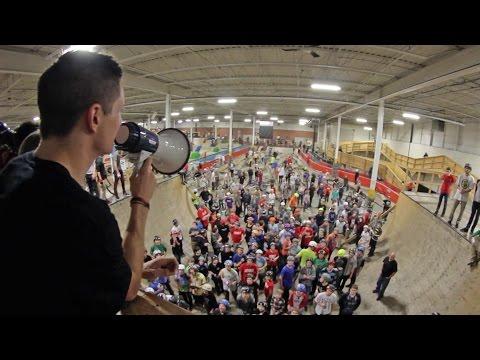 Webisode 57: We Sold Out the Skatepark!