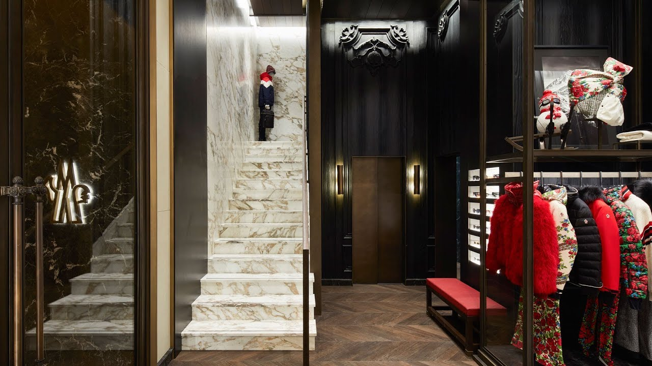 finest selection 1ff1e 87b43 New Moncler store opening in Florence | Moncler UK