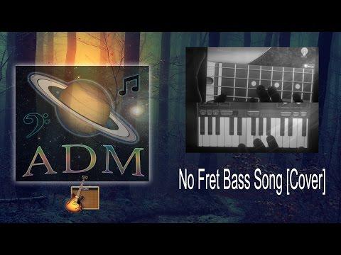 Download Youtube: No Fret Bass Song - Davie504 Cover GarageBand [AndrewDarkMusic]