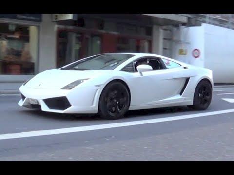 Amazing Cars of Zurich, Switzerland! PART 1