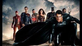 Чёрный костюм у супермена? Отрывок из лиги справедливости, который не попал в фильм!!!