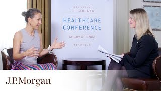 CEO of 23andMe On Disrupting the Healthcare Industry | J.P. Morgan