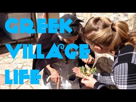 Ancient Greek Village Life! - Travel VLOG 71 [GREECE] - The Way Away