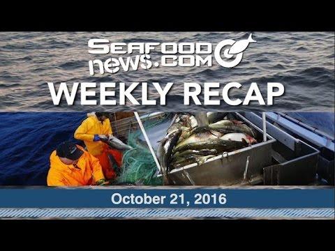Seafood News Roundup: EU Lobster Ban; Sysco Seafood Suppliers; East Coast Shellfish Closures