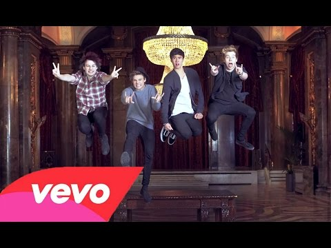 Never Be - 5 Seconds of Summer Official Lyric Video