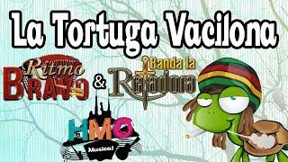 La Tortuga Vacilona - Banda la Retadora ft Ritmo Bravo || Versión Estudio || 2017