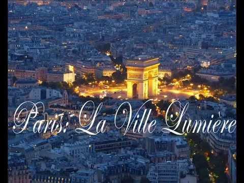 foto de Paris La Ville Lumière YouTube