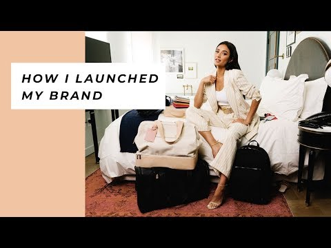 How I Launched My Brand | Shay Mitchell - YouTube