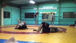 Round 7 Japan MMA 110 438 Brave Gym 7 11 14 Wolfman vs fighter