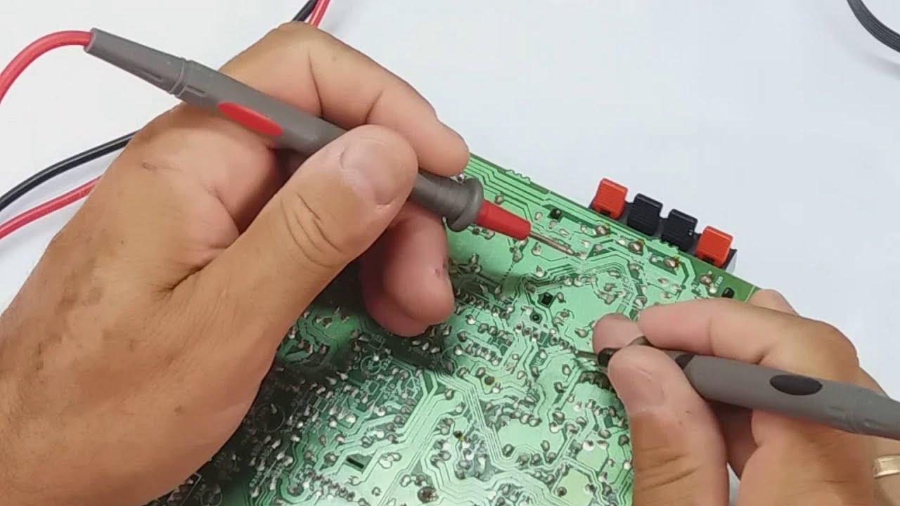 Download Video de Manutenção: Philips FW-C505 Amplificador