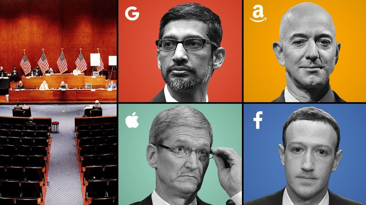Bezos Zuck and tech CEOs vs. Congress: Explained – CNET