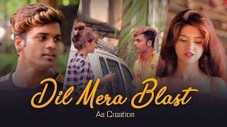 Darshan Raval - Dil Mera Blast | Cute Love Story | Javed - Mohsin | Lijo G | As Creation