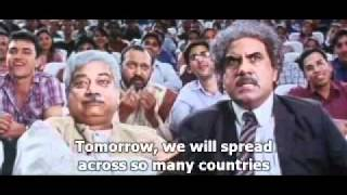 3 Idiots Chatur Ramalingam/Silencer Speech