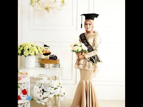 Model Kebaya Wisuda Modern Elegan Dan Kekinian 2018 Youtube