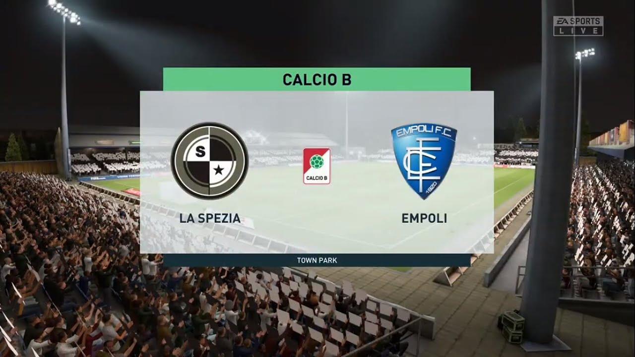 ⚽ Spezia vs Empoli ⚽ | Serie B (19/06/2020)
