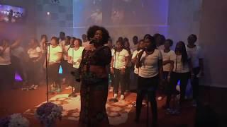 Bunmi Sunkanmi ministrtion @ Winner Chaple New Jersey Praise Concert