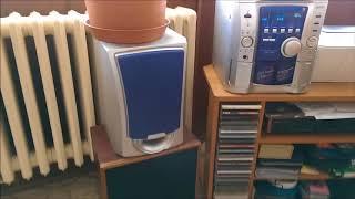 Kenwood rxd-353 test sound 🔊