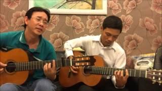 Bài Không Tên Số 3 (Vũ Thành An)- Kiều Anh Tuấn- Guitar đệm hát tuyệt hay.