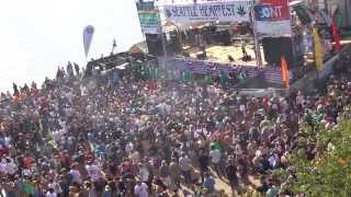 1st Seattle Hempfest With Legalized Marijuana 2013  420 Video