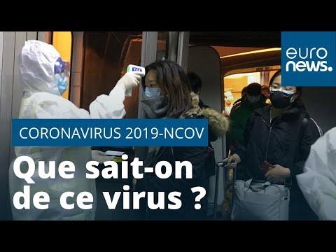 Que sait-on du nouveau coronavirus en Chine ?