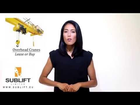 Lifting Equipment - Sublift - Ireland and United Kingdom