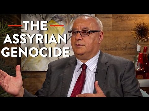 The Assyrian Genocide in Iraq (Interview with Commander in Chief of the Assyrian Army)
