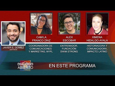Diálogo Abierto: Reapertura de Bibliotecas Públicas, Seguridad en Natación, Desfiles Hispanos 2021