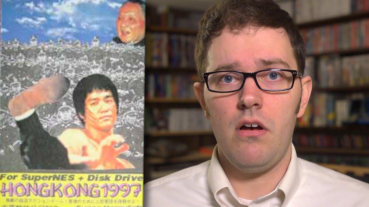 Hong Kong 97 - Angry Video Game Nerd - Episode 134