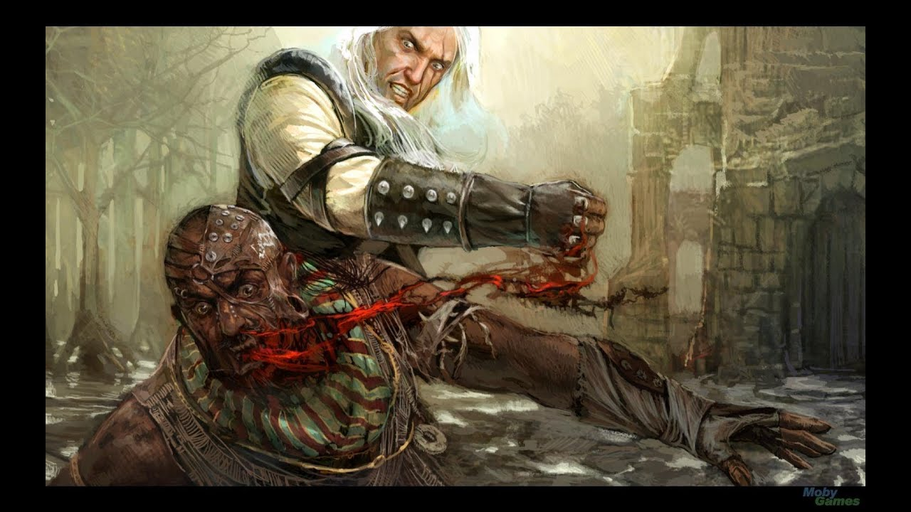 witcher 2 how to add potions to meditation controller